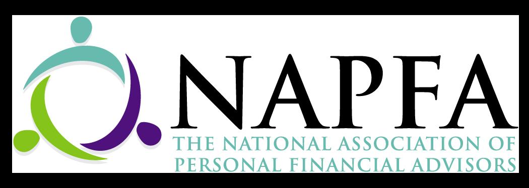 NAPFA Logo supporting UC Retirement